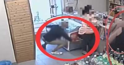 Biztonsági kamera buktatta le a dohánybolti tolvajokat Besenyőtelken (videó)