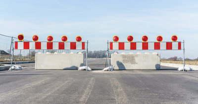 Hétfőtől ideiglenes lezárás vár a sofőrökre az M44-es gyorsforgalmin