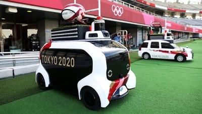 Nézze meg, milyen érdekes járművek közlekednek az olimpián!