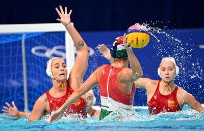 Sorozatban negyedszer bukta el az olimpiai elődöntőt a női vízilabdacsapat