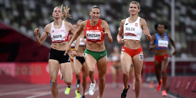 Futamgyőzelemmel búcsúzott a magyar atléta a tokiói olimpiától