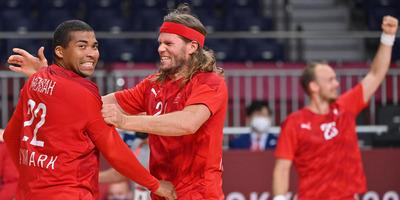 Mikkel Hansen 12 góllal juttatta döntőbe a címvédő dán kézilabda-válogatottat az olimpián