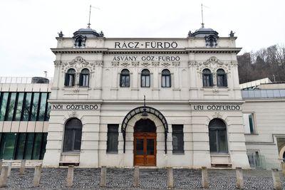 Megvásárolták a budapesti Rác fürdőt és a mellé épült szállodát