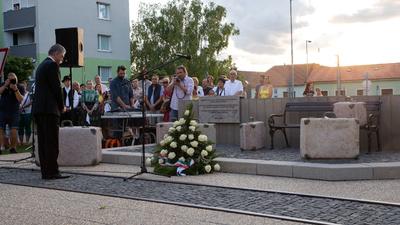 Diplomáciai jegyzéket küldött Szlovákia Kövér László somorjai beszéde miatt