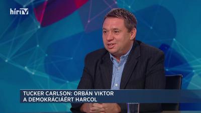 Plusz-mínusz: Interjút adott a Fox News-nak Orbán Viktor