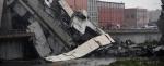 Leszakadt egy autópályahíd Olaszországban, több tucatnyian meghaltak