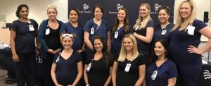 Egyszerre várandós egy kórház 16 nővére