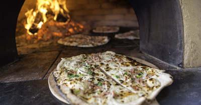 Íme, a francia pizza