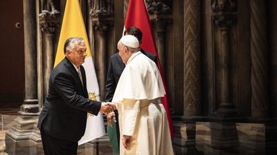 Le Figaro: A pápa megalázta Magyarországot