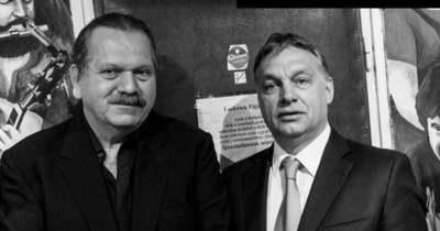 Szívszorító képpel búcsúzik Orbán Viktor a magyar könnyűzene egyik legnagyobb alakjától