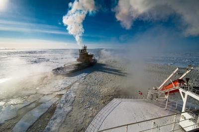 Brutális jégtörő hajója lesz Oroszországnak, ilyet korábban még nem építettek