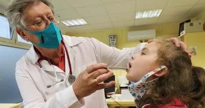 Egyre több a kis beteg a gyermekorvosoknál