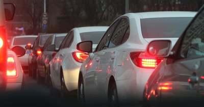 Araszol a forgalom az M7-esen a Balaton felé