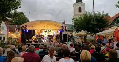 Pezsgő jazzkoncertek izzították a hangulatot Balatongyörökön