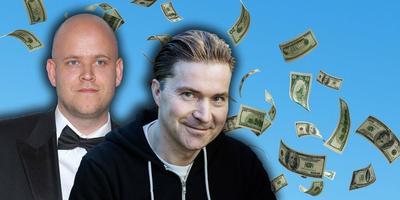 Az évszázad vállalkozói: a Spotify alapítói, akik kalózokból milliárdosok lettek