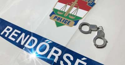 Négy tolvajt állítottak elő a rendőrök szerdán