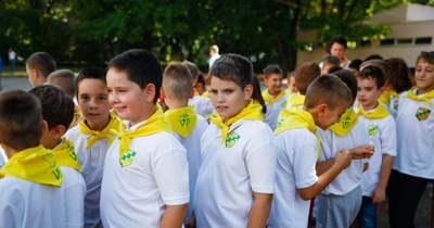Hetven évvel ezelőtt kezdték meg az oktatást a Vasváriban