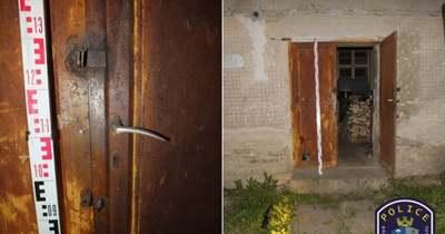 Hegesztőgépeket loptak a kalocsai tolvajok
