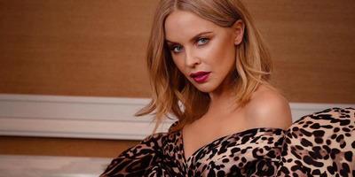 Kylie Minogue kilenc hónapig nem látta a szerelmét