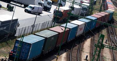 Magyar exportvonatok indulnak Kínába