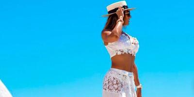 Rubint Réka bikinis-jakuzzis fotókkal  búcsúzik a nyártól