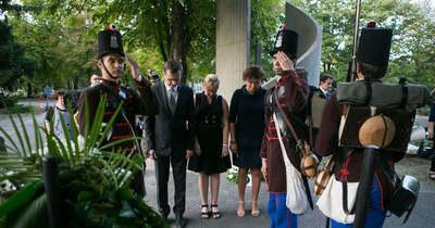 Az ötven éve lezuhant MALÉV-utasszállító áldozataira emlékeztek