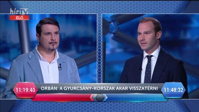 Csörte: Teljesen nyilvánvaló, hogy a baloldalon Gyurcsány Ferenc diktál