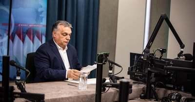 Orbán Viktor: Gyurcsány Ferencék éveket vettek el az emberek életéből és csődbe vitték az országot