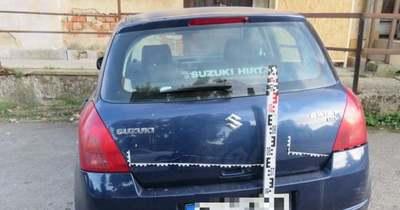 Összekarcolta haragosa rokonának autóját egy szakcsi nő