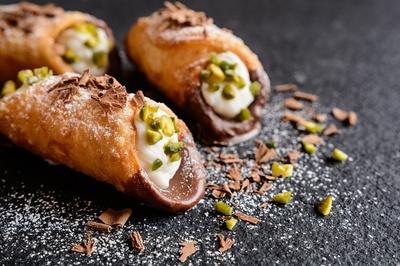Könnyű és finom olasz édesség, így készül a Cannoli!