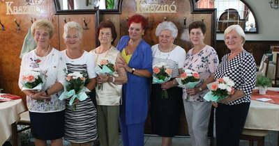 Évadnyitó összejövetelt tartott Nagykanizsán a Honvéd Kaszinó Hölgyklubja