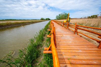 Jelentős fejlesztésekkel újjáéledt a Holt-Tisza