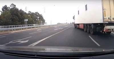 Lépésben lehetett haladni az Almádi úti hídon és környékén