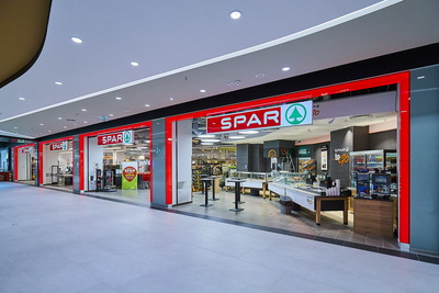 Félmilliárd forintnál is több pénzből épült az új budapesti pláza szupermarkete