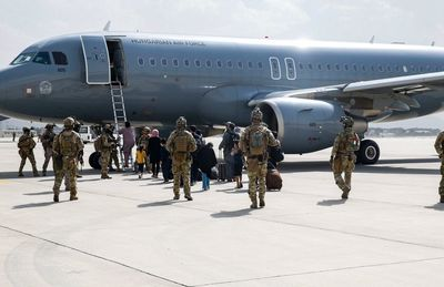 A mi afgánjaink