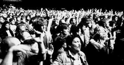Napra pontosan 30 évvel ezelőtt koncertezett a világhírű Deep Purple Szombathelyen – fotók
