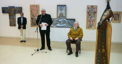 Megnyílt Turi Endre kiállítása a Hírös Agórában