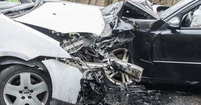 Két autó karambolozott Nemesgulács térségében