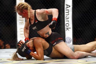 A UFC egyik legjobb női harcosa is ketrecbe lép szeptember végén