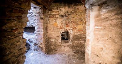 A 18. században használt börtöncellát találtak a veszprémi várban