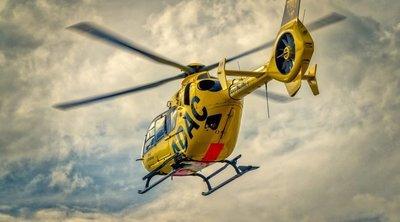 Metőhelikoptert riasztottak egy 12 éves fiúhoz, küzdenek az életéért