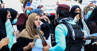 Vészjósló névre keresztelték át a tálibok a Nőügyi Minisztériumot Afganisztánban