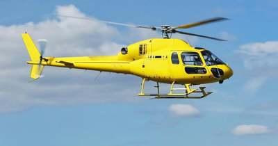 Nagy baleset Szőlősnél: mentőhelikopter vitte el a súlyosan sérült motorost