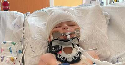 Élet és halál között lebeg egy 6 éves kisfiú, miután eltalálta egy acéldarab