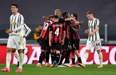 Elképesztő mélységbe taszíthatja a Milan a Juventust