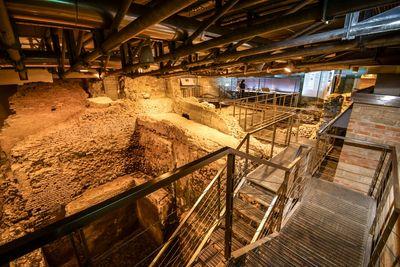 Van egy titkos hely a Trevi-kút alatt, amelyet a turisták is bejárhatnak