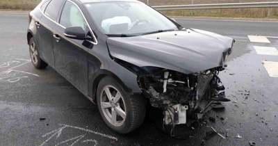Hárman sérültek meg a balesetben, amit egy nagykanizsai sofőr okozott