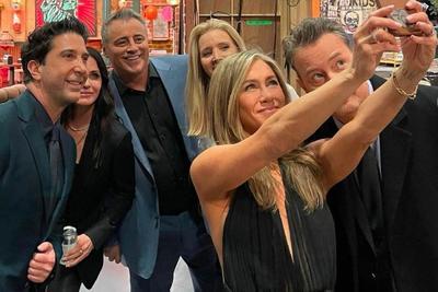 Jennifer Aniston most vallotta be, hogy másképp alakult a Jóbarátok-találkozó, mint várta