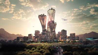 Amerikai álomváros épülne egy kietlen területre 120 ezer milliárd forintból