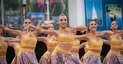 Megkezdődött Zalaegerszegen a XIII. Zala Open és a XXII. Gála Kupa táncverseny (videó)
